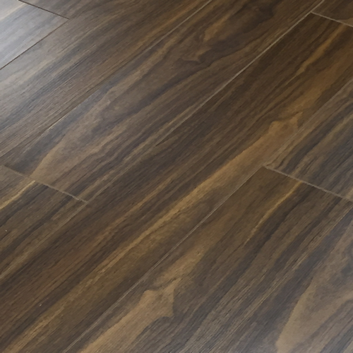 Black walnut laminate flooring 8mm for Walnut laminate flooring