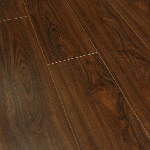 Balento quietwalk whistler walnut wood 10mm laminate flooring for Walnut laminate flooring