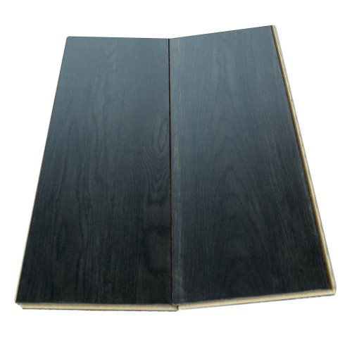 Balento QuietStep Denver Black Wood 10mm Laminate Flooring