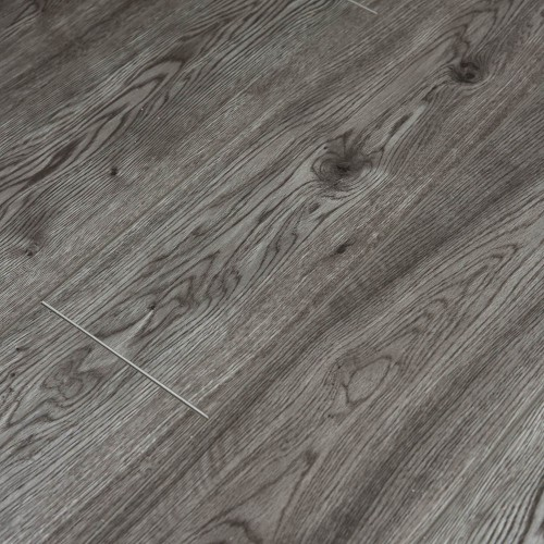 Balento Evolution 12mm Boston Grey Oak V Groove Laminate Flooring