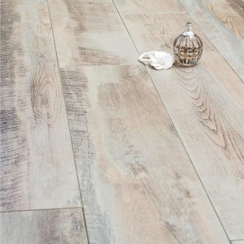 Balento Vintage Silver Smoked Oak 10mm Laminate Flooring