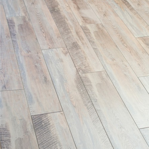 Balento Vintage Silver Smoked Oak 10mm Laminate Flooring
