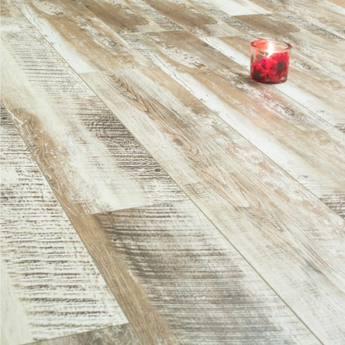Balento Vintage Bleached Oak 10mm Laminate Flooring