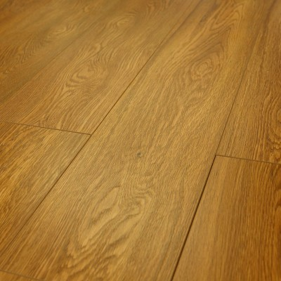 Balento Olympic 15mm London Golden Oak V Groove Embossed Laminate Flooring