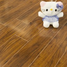 Balento Olympic 15mm Sapporo Walnut V Groove Laminate Flooring